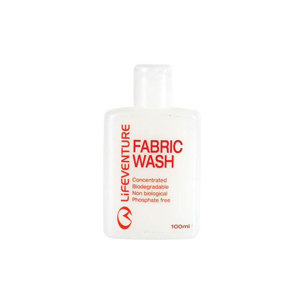 Lifeventure Liquid Fabric Wash 100ml
