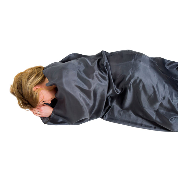 Lifeventure Silk Sleeping Bag Liner Mummy
