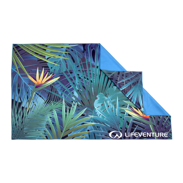 Lifeventure Soft Fibre Printed Travel Towels