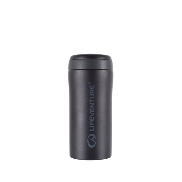 Lifeventure Stainless Steel Thermal Mugs Matt 300ml