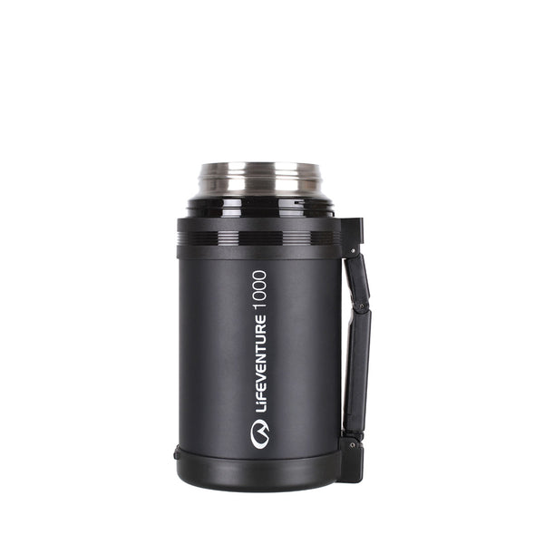 Lifeventure TiV Wide Mouth Vacuum Flasks
