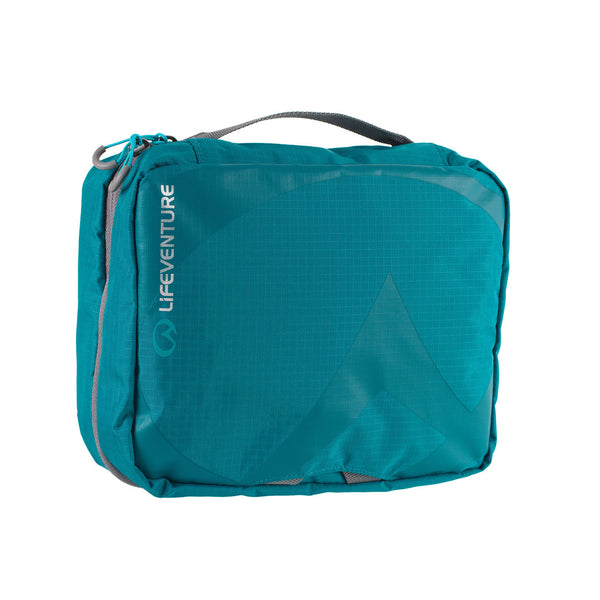Lifeventure Travel Wash Bag Large Aqua