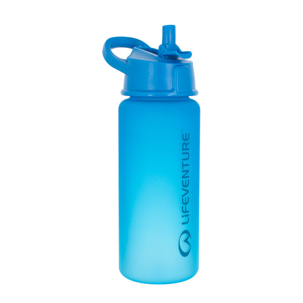 Lifeventure Tritan Plastic Flip-Top Water Bottles 750ml