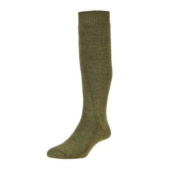 Long Wool Walking Socks