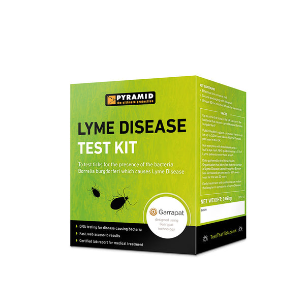 Pyramid Lyme Disease Tick Test