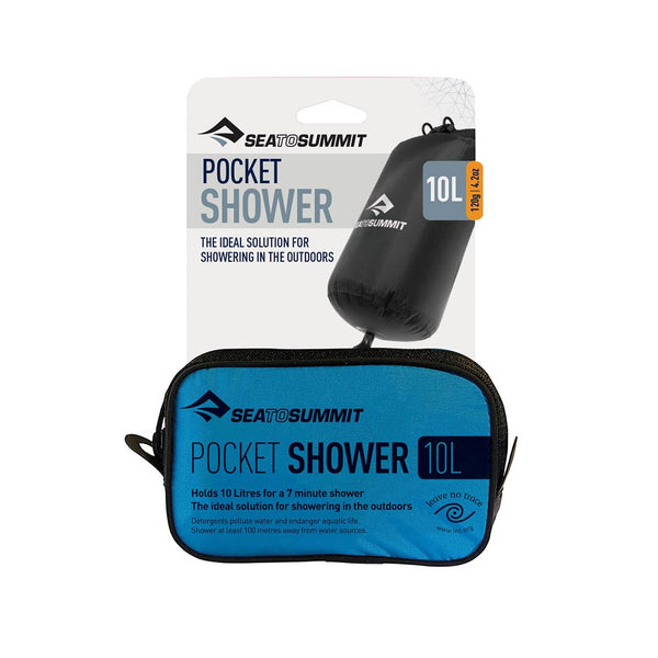 Sea To Summit Collapsible Pocket Shower