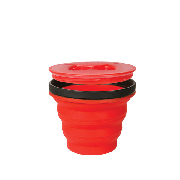 Sea To Summit Collapsible X Seal And Go Bowl Medium 415ml