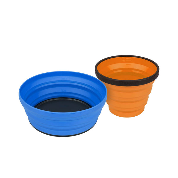 Sea To Summit Collapsible X Set 2 Bowl And Mug