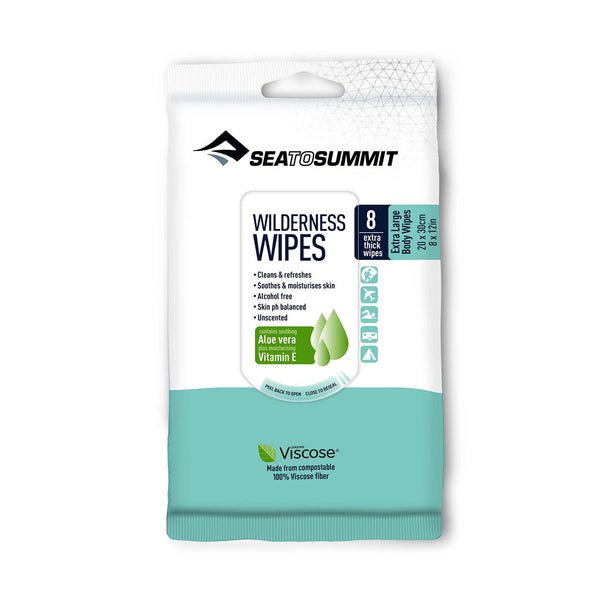 Sea To Summit XLarge Wilderness Wipes