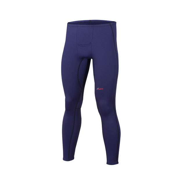 Factor 2 Mens Mid Layer Leggings With Fly