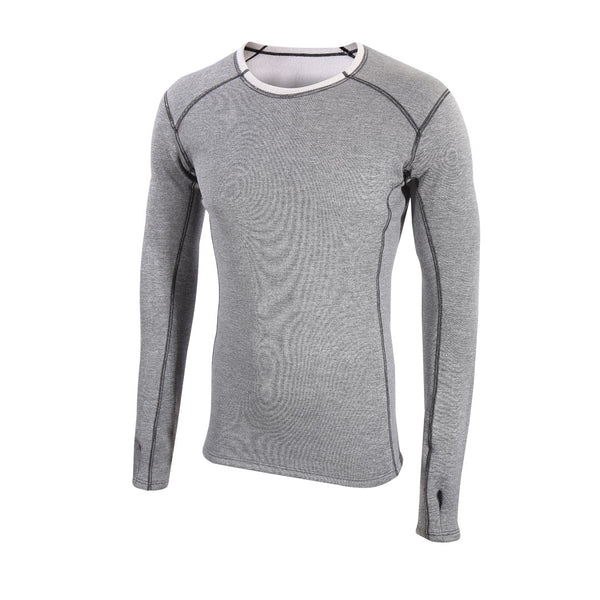 Factor 2 Plus Mens Long Sleeve Mid Layer Top