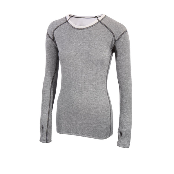 Factor 2 Plus Womens Long Sleeve Mid Layer Top