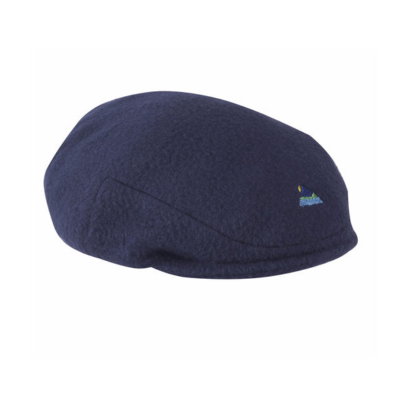 Factor 3 Fleece Flat Cap