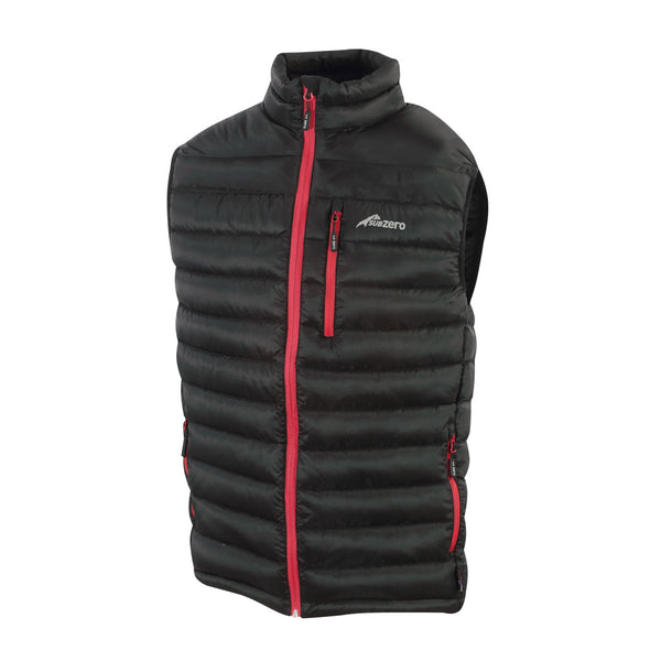 Mens Lightweight Down Body Warmer