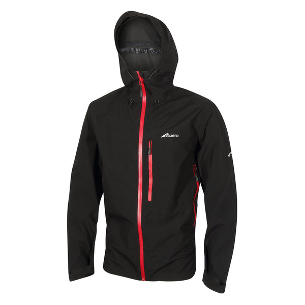 Mens Lightweight Waterproof Jacket Black