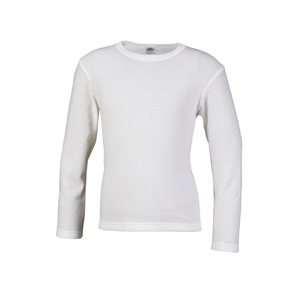 Meraklon Childrens Long Sleeve Mid Layer Top