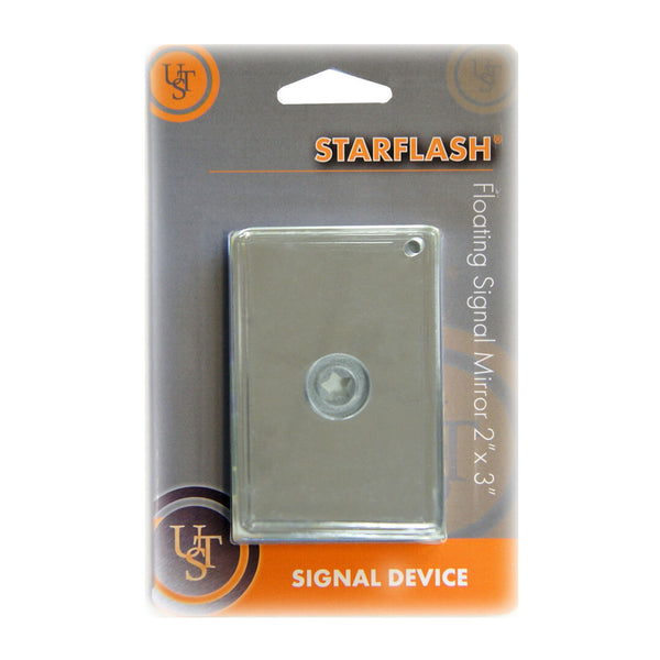 UST Starflash Floating Signalling Mirror