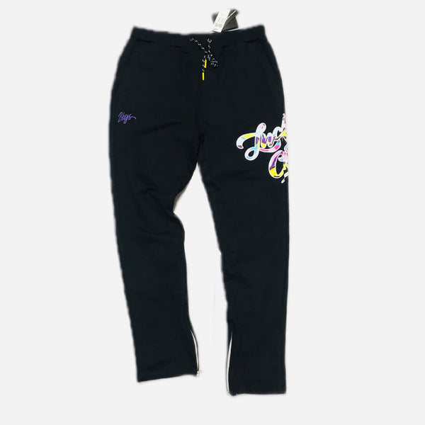 BLACK KEYS LUCKY CHARM SWEATPANTS BLACK