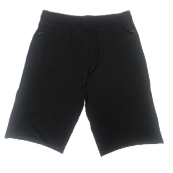 JORDAN CRAIG COTTON SHORTS BLACK