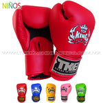 Guantes Box Top King para Niños