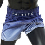 Shorts Slim Cut Fairtex Steel Muay Thai SOBRE PEDIDO