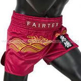 Shorts Muay Thai Retro Fairtex Golven River SOBRE PEDIDO