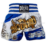 Shorts Muay Thai Decha Fight Azul