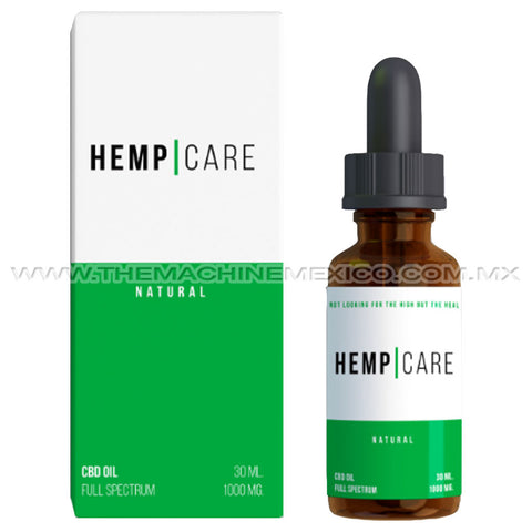 Aceite de CBD Hemp Care amplio espectrum 500MG