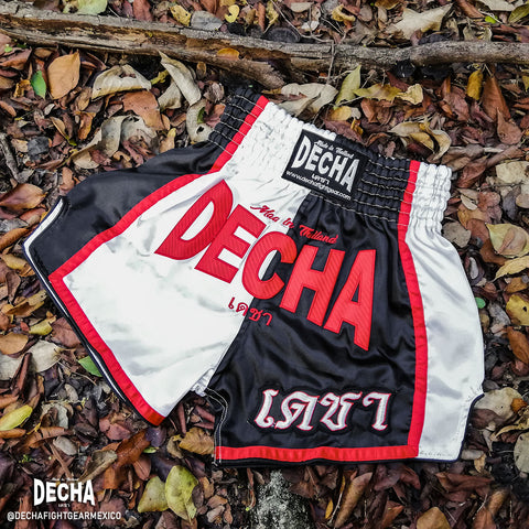 shorts muay thai decha fight ying yang