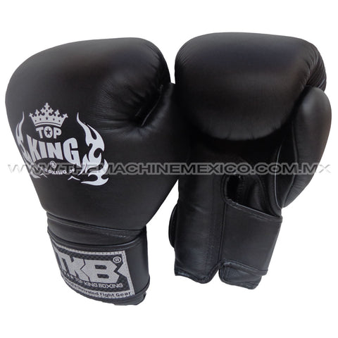 Guantes para box muay thai top king super air negro  compra en mexico