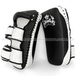 Thai Pads Top King Curvos Piel blanco
