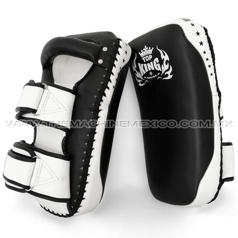 Thai Top King Curved Leather Pads ON REQUEST