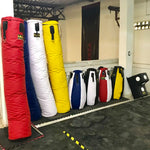 Costal de Boxeo Machine Fight Muay Thai 1m