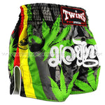 Muay Thai Twins Special Hemp Shorts