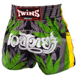 Shorts Muay Thai Twins Special Cañamo