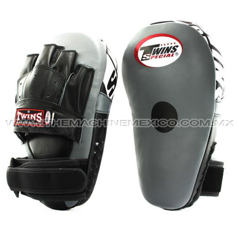Manoplas tipo Thai Pads Twins Special muay thai mma kickboxing