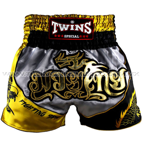 Twins Special Shorts Muay Thai Dragon