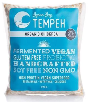 Byron Bay Tempeh Organic Chickpea