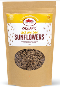 2DIE4 FOODS ACTIVATED ORGANIC SUNFLOWER SEEDS