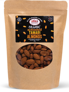 2DIE4 FOODS ACTIVATED ORGANIC TAMARI ALMONDS
