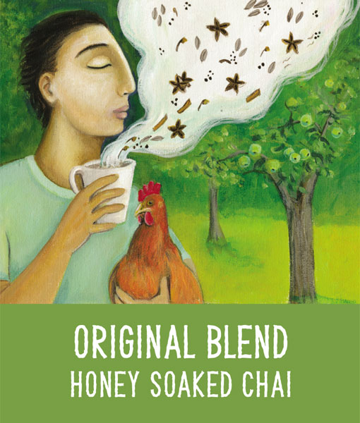 The Fresh Chai Co Original Blend Chai 250g