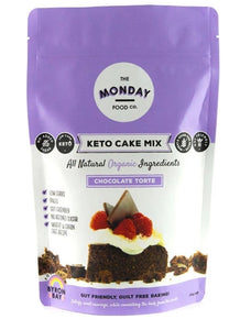 The Monday Food Co Keto Chocolate Torte