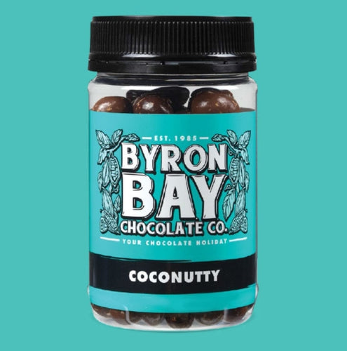 BYRON BAY CHOCOLATE CO - COCONUTTY 210g
