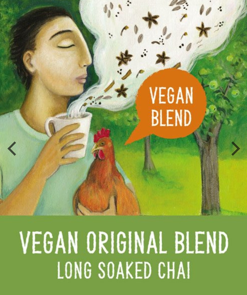 The Fresh Chai Co Vegan Blend Chai 250g