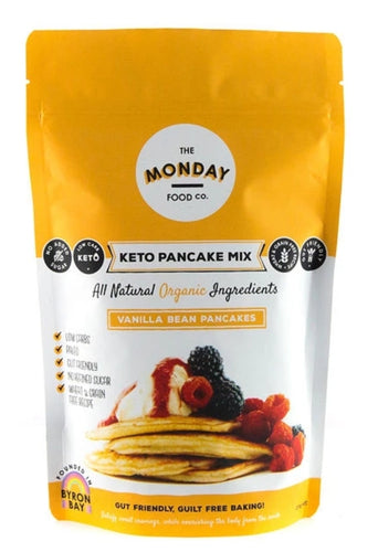 The Monday Food Co Keto Vanilla Bean Pancake