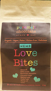 PURE MELTS BYRON BAY Love Bites ( Hemp )