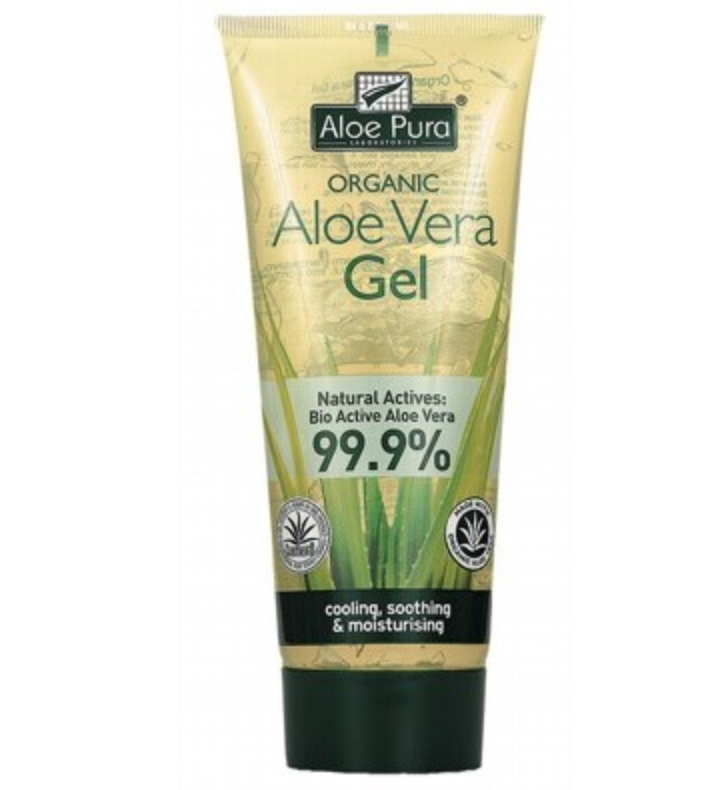 ALOE PURA Aloe Vera Gel 99.9% Pure 100ml