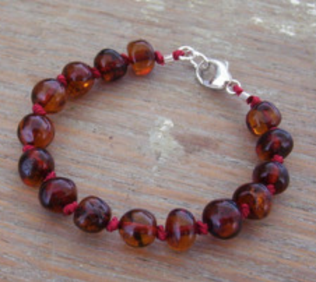 Selkie Designs Cherry Bracelet or Anklet