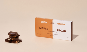 Chow Cacao Maple Pecan Cinnamon 40g