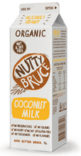 Load image into Gallery viewer, Nutty Bruce Organic Coconut Milk 1l
